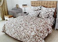 Двуспальное  постельное белье БЯЗЬ 100% хлопок 157479