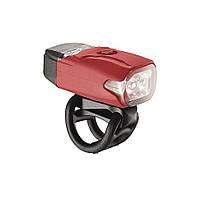 Передний свет Lezyne KTV DRIVE FRONT  (красный 220 люм Y16)