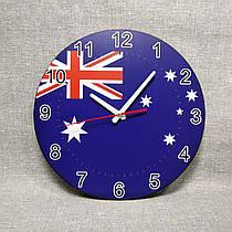 Часы настенные Флаг Австралии