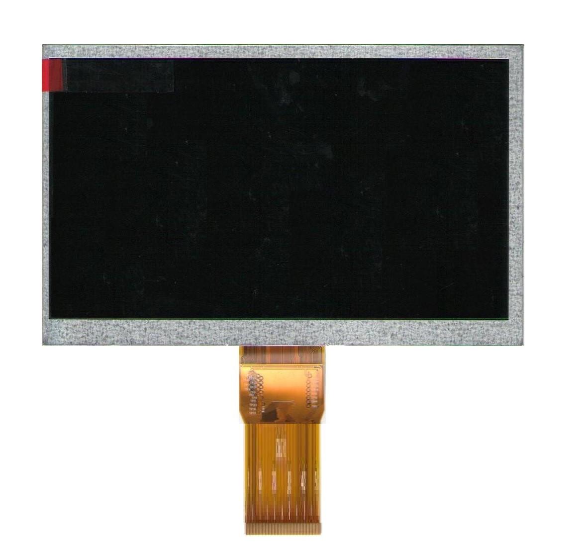 """Дисплей LCD (Экран) для планшета 7"""" WCD-700C008-B (50 pin, шлейф 65мм,164*97*3 мм (1024*600))"""