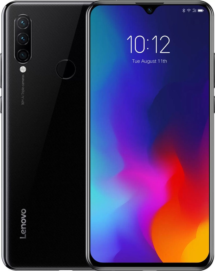 Lenovo K10 Note 4/64Gb Global EU (Black)