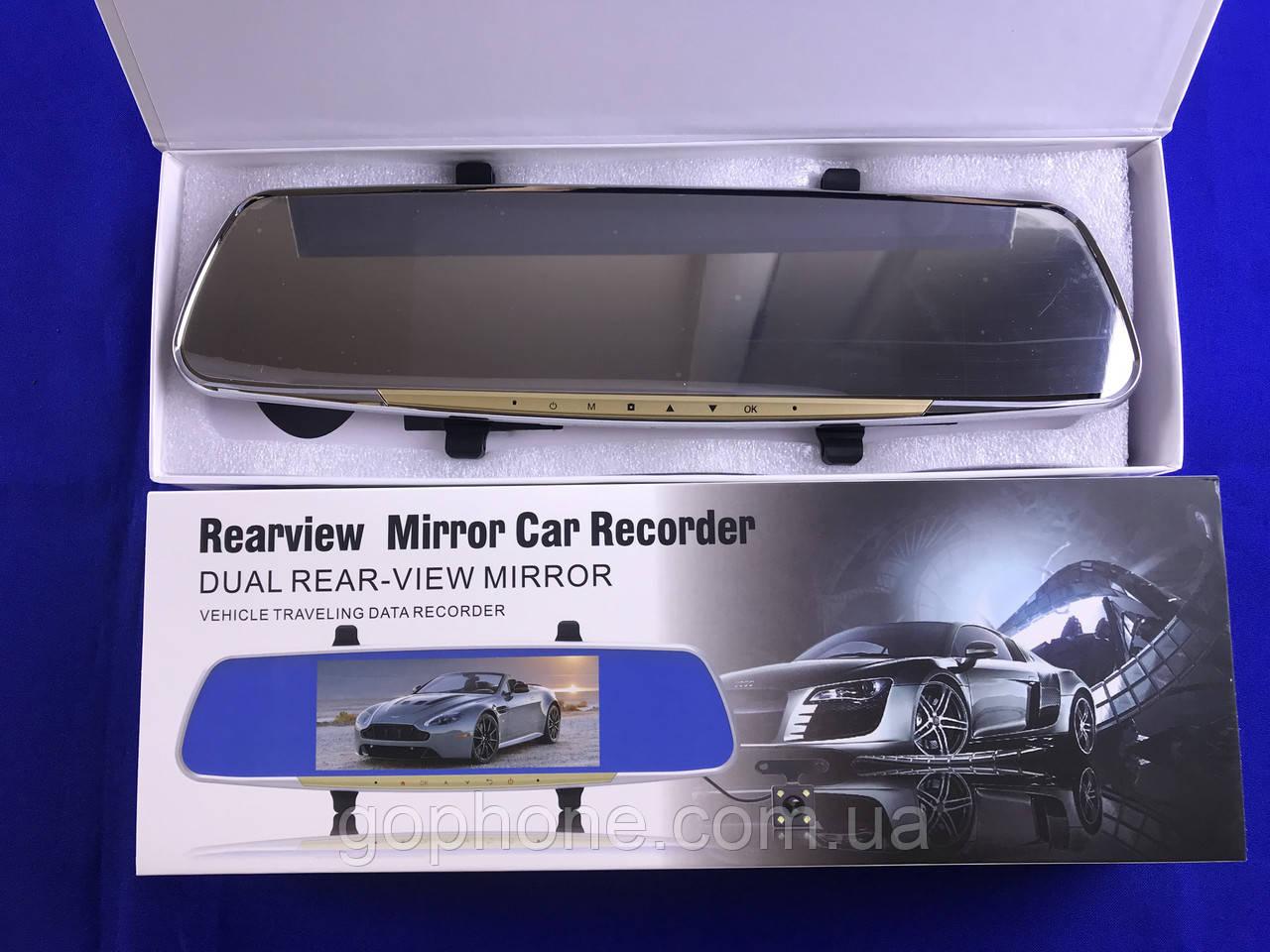 Зеркало-регистратор DVR V10