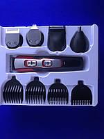 Машинка для стрижки волос и бороды Gemei GM-592 10-в-1