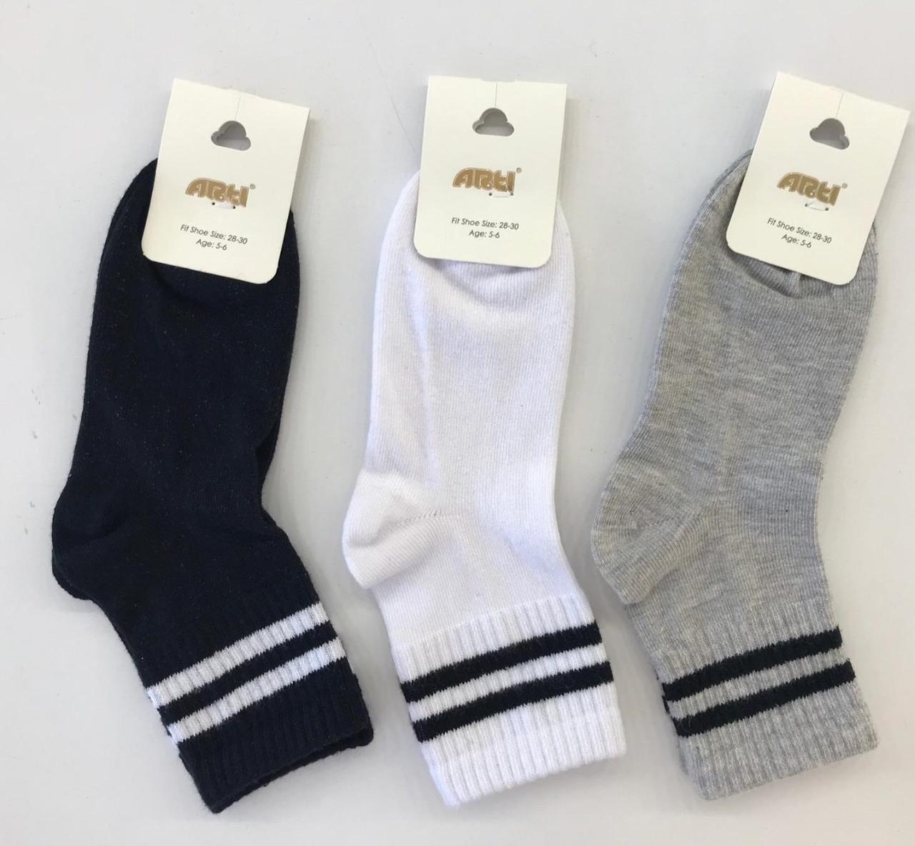 Хлопковые носки для мальчиков 11-12 лет ТМ Arti 54896127751563