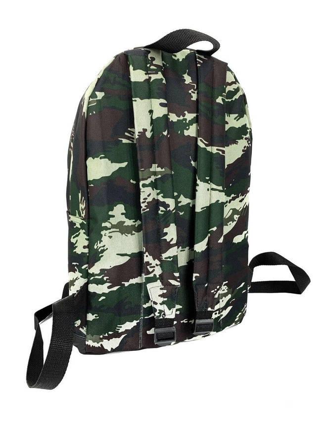 Рюкзак городской мужской, женский, для ноутбука Nike (Найк) камуфляж темный, фото 2