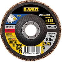 Круг шлифовальный лепестковый изогнутый DeWALT DT99585
