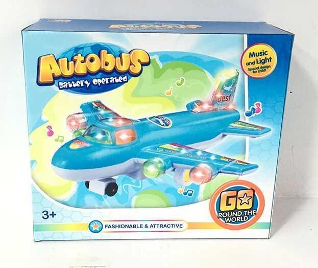 Самолёт WH 3043 (60/2) в коробке