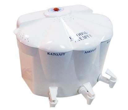Осеребритель воды ЭАВ-6 Жемчуг с  блоком .