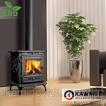 Чугунная печь KAWMET P10 (6.8 kW) EKO, фото 2