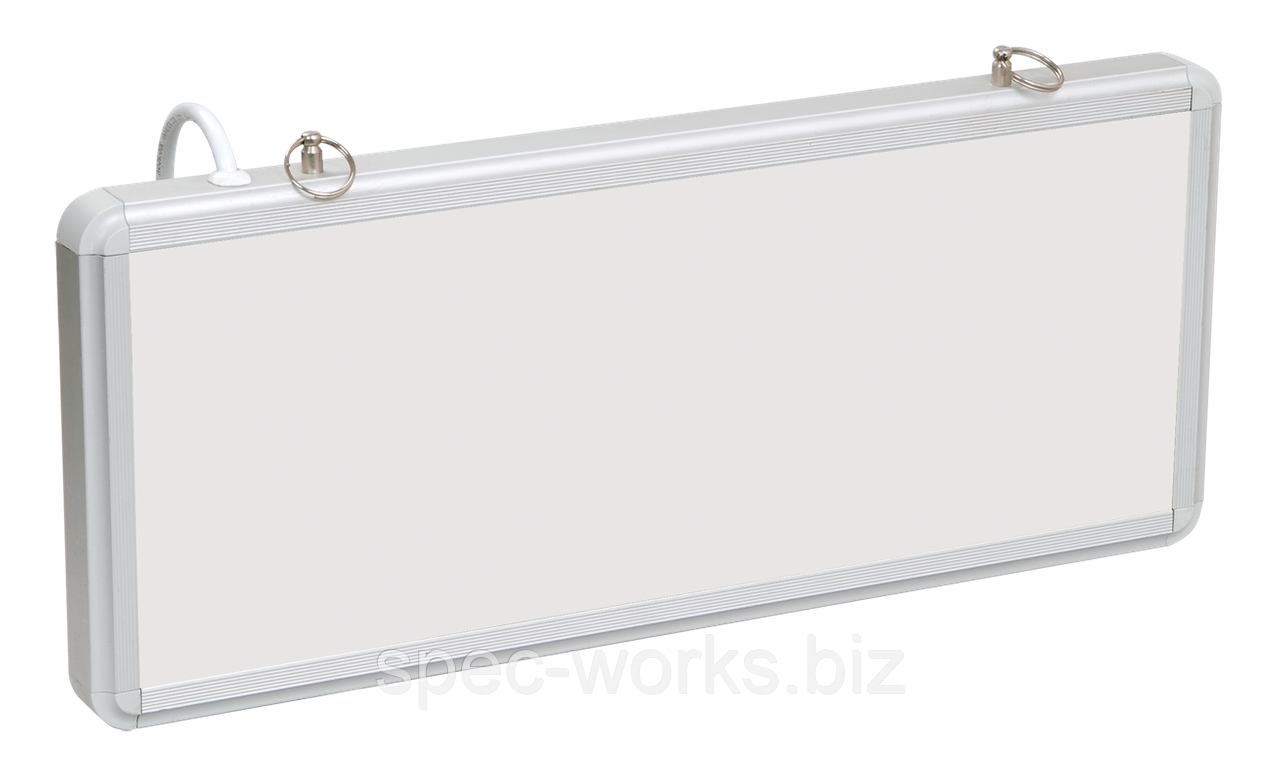Светильник аварийный светодиоды, без наклейки ССА1005