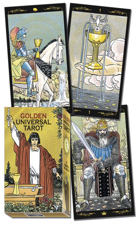 Golden Універсальний Tarot/ Золоте Універсальне Таро