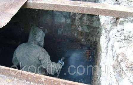 Чищення зливних ям та каналізацій. Дніпро і область