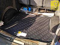 Коврик в багажник Volkswagen Transporter T5 (02-) задняя часть Фольксваген VW