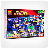 "Конструктор Super Heroes ""Разгром лаборатории Халком"", фото 1"