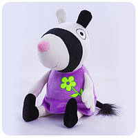 Мягкая игрушка «Свинка Пеппа» - Зебра Зоя