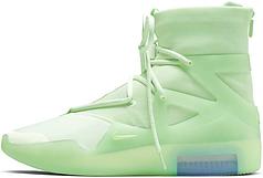 "Женские кроссовки Nike Fear Of God 1 x Air ""Frosted Spruce"" AR4237-300, Найк Аир Фир оф Год"