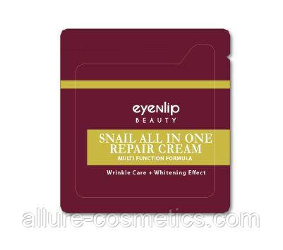 Крем для лица Eyenlip Snail All in One Repair Cream 1.5ml