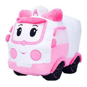 Мягкая игрушка Робокар Поли - Эмбер (26 см)