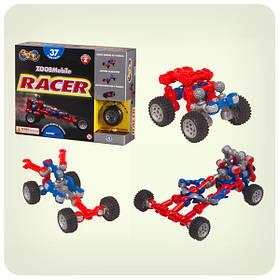 Оригинальная игрушка Конструктор Zoob Racer