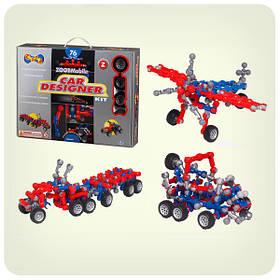 Оригинальная игрушка Конструктор ZoobMobile Car Designer Kit