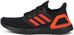 Женские кроссовки Adidas Ultraboost 20 EG0698, Адидас Ультрабуст