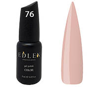 Гель-лак Edlen Professional № 076, 9 мл, лиловый туман
