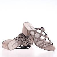 Модные удобные  женские Босоножки  Summergirl D336K KHAKI ZAMSHA ЛЕТО 2020 /// 1310-1, фото 1