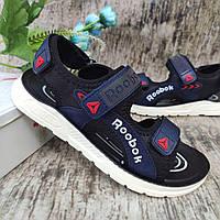 Reebok стильные босоножки сандалии для мальчика (34р)