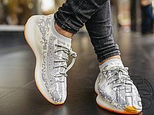 Мужские кроссовки Adidas Yeezy Boost 380 Cream Grey FB6878, фото 3