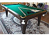 Більярдний стіл для піраміди ОСКАР 6ф дсп 1.8 м х0.9м, фото 2