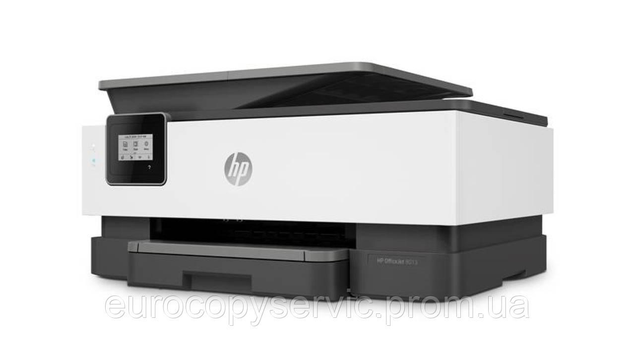БФП HP OfficeJet Pro 8013 A4 (1KR70B) з Wi-Fi