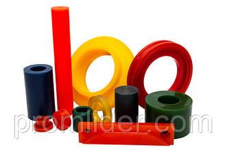 Полиуретановые изделия на заказ