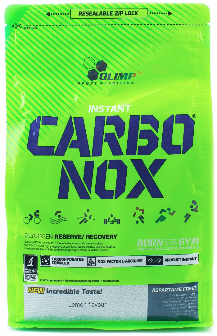 Olimp Nutrition Carbo NOX 1 kg