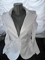 Пиджак молодежный женский коттоновый