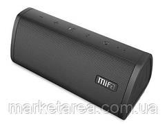 Колонка блютуз беспроводная, портативная, черная Mifa A10 black 10 Вт IP45 Bluetooth 4.0