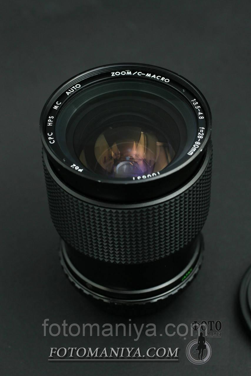 CPC HPS MC macro 28-80mm f3.5-4.8 for Nikon