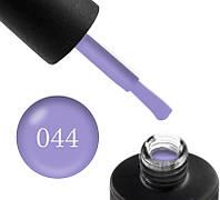 Гель-лак COUTURE Colour № 044, сиреневый 9 мл