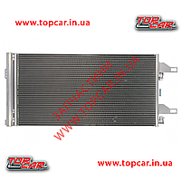 Радиатор кондиционера Fiat Ducato III 06-  Thermotec KTT110150