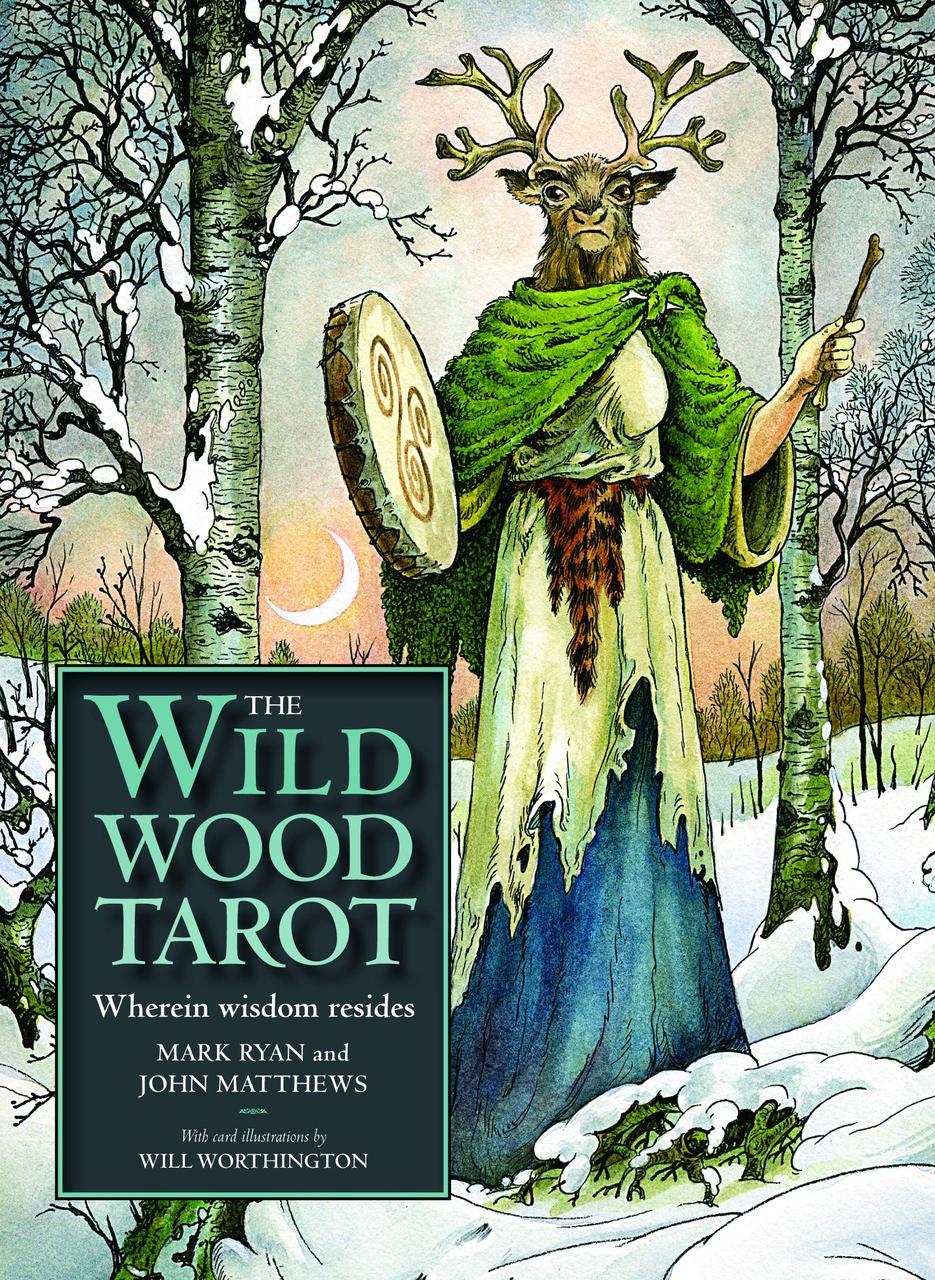 The Wildwood Tarot/ Таро Дикого Леса