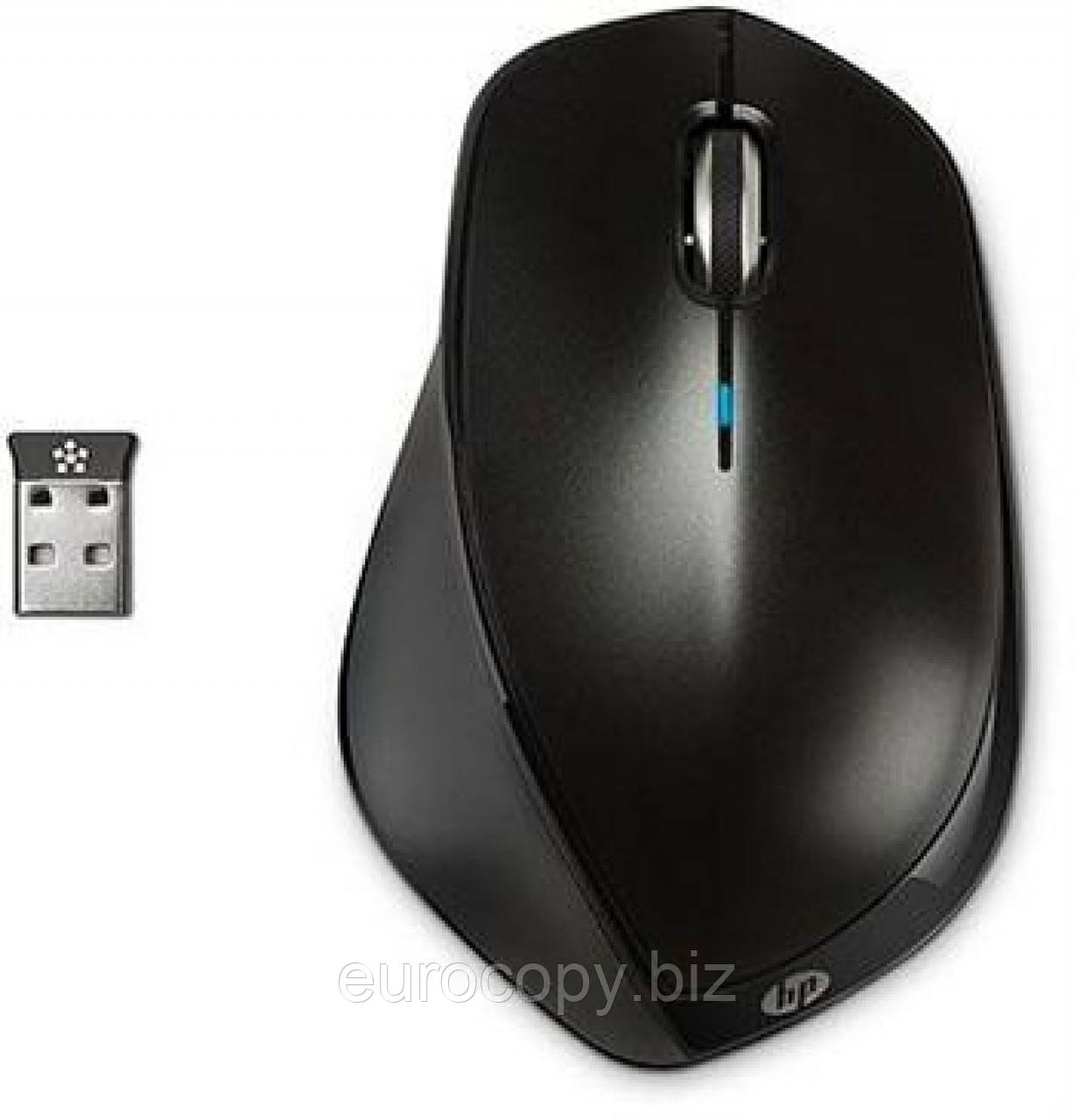 Миша HP x4500 Wireless Mouse- Sparkling Black(H2W26AA)