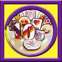 Торт Селфи-квестна детский день рождения