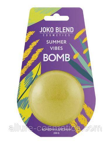 Бомбочка-гейзер для ванны Summer Vibes Joko Blend 200 г