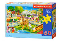 Пазлы для детей Castorlend 5+
