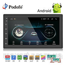 Автомагнитола 2 DIN 8701 Android, Wi Fi, Bluetooth, Gps