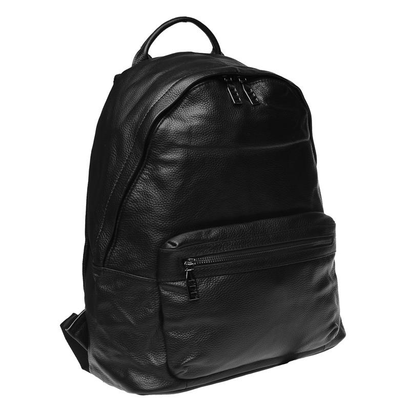 Мужской рюкзак кожаный Keizer K111683-black