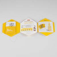 Набор из пробника нано-сыворотки для лица Missha Bee Pollen Sample Kit 1 мл+ 1 пакетик чая (8809581466548)