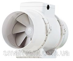 Вентилятор канальний круглий ТТ 125