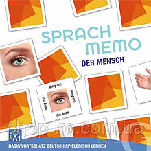 Sprachmemo: Der Mensch / Настольная игра - (автор: Achim Seiffarth) : Hueber