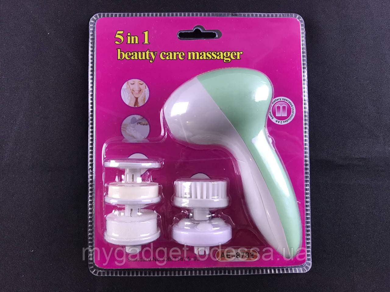 Массажер для лица 5 в 1 Beauty Care Massager
