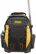 Тканевый рюкзак для инструментов Stanley FatMax черный на 40л